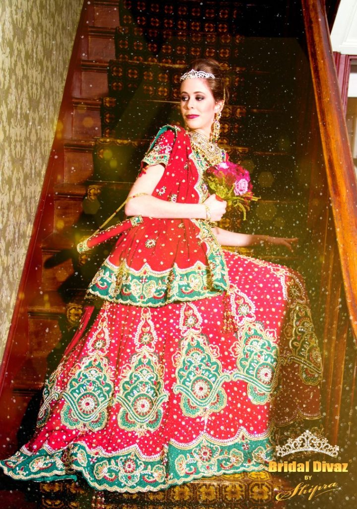 Indian Designer Bridal Collection by BRIDAL DIVAZ ® by SHIPRA