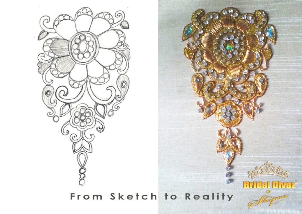 Designer Indian bridal wear in New Zealand, India, Australia